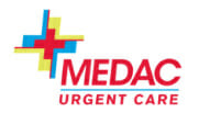 A picture of the Medac Urgent Care Logo
